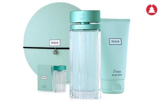 Navidad Perfumes: Tous L´Eau 40€