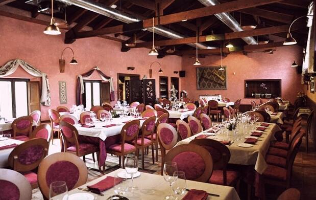 Cena de lujo para 2, fin de semana 24,90€