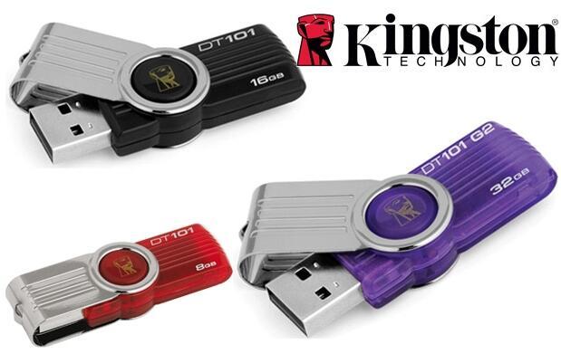 Memoria USB 8, 16 o 32 Gb desde 3,90€