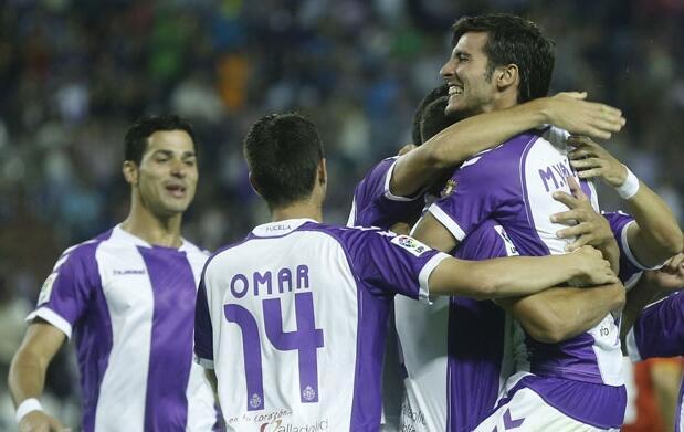 Real Valladolid vs Levante 8€