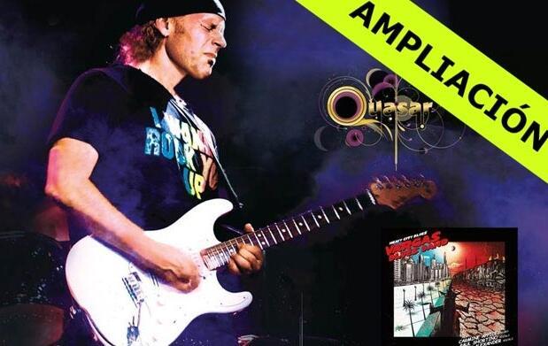 Vargas Blues Band en concierto por 3€