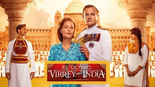 Preestreno de cine película El último virrey de la India