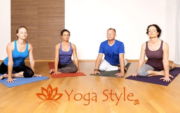 2 clases de yoga o yoga-pilates 9€