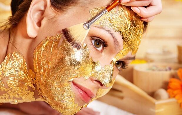 Tratamiento facial lujo pepitas de oro 21€