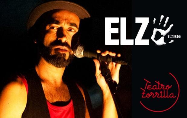 Concierto de 'El Zurdo' Teatro Zorrilla 9€