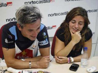Videochat El Norte De Castilla Jugadores De Padel