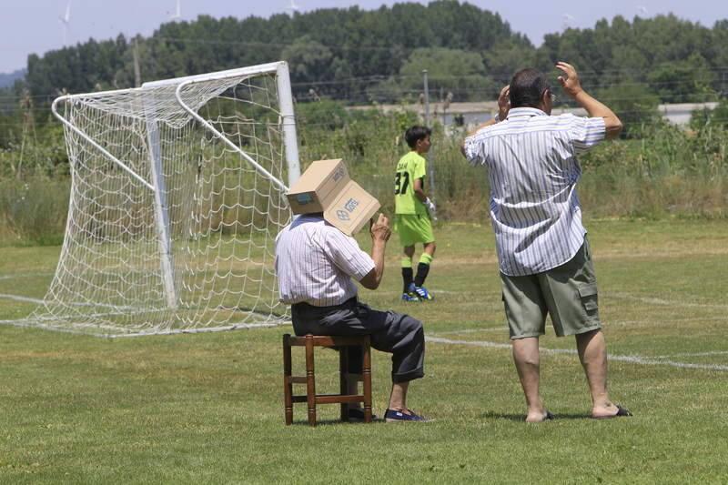 Clausura de la XXIV Copa Internacional de la Amistad en Palencia