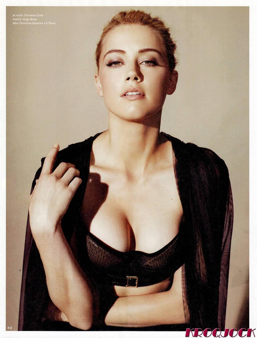 Amber Heard, la nueva novia de Jonny Depp