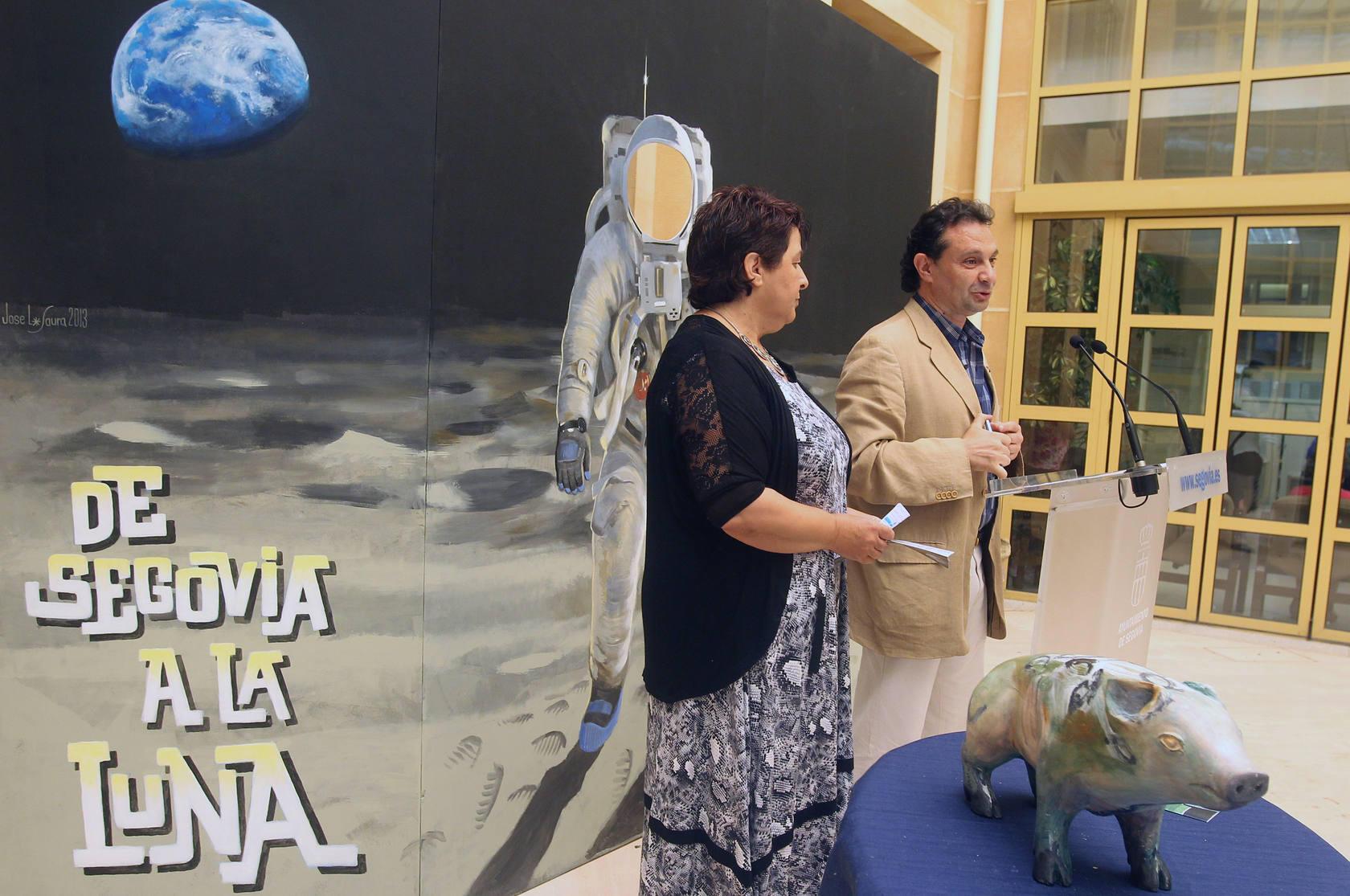 Presentación de la Séptima edición de la Noche de Luna Llena