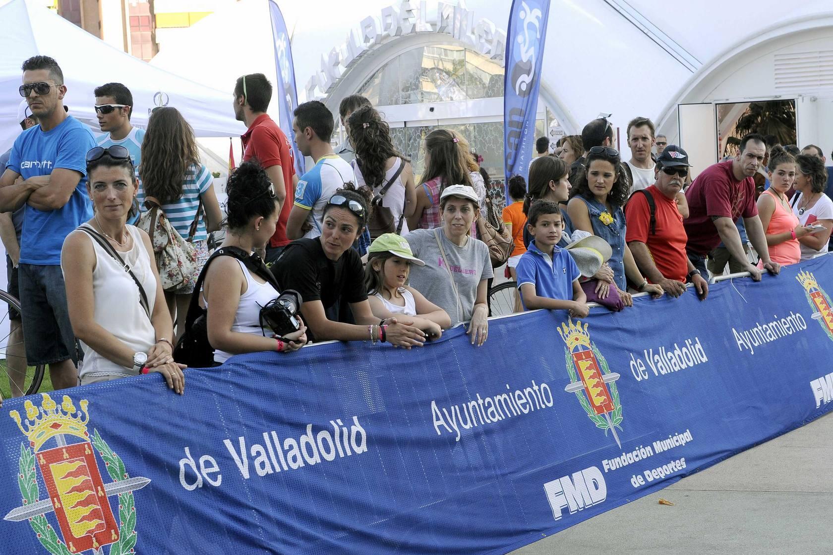 II Half ICAN Triatlón de Valladolid