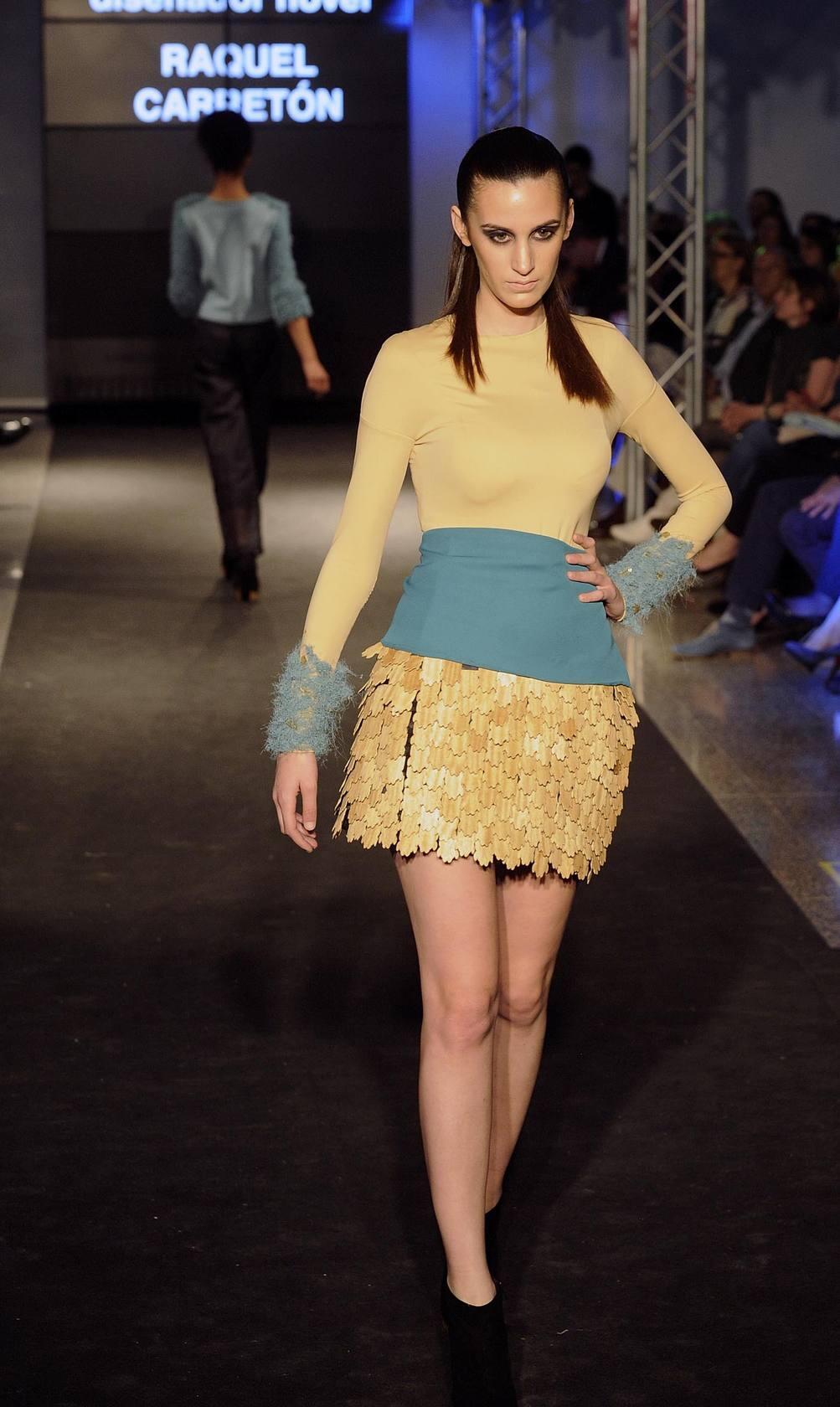 Segunda jornada de la XVI edición de la Pasarela de la Moda de Castilla y León