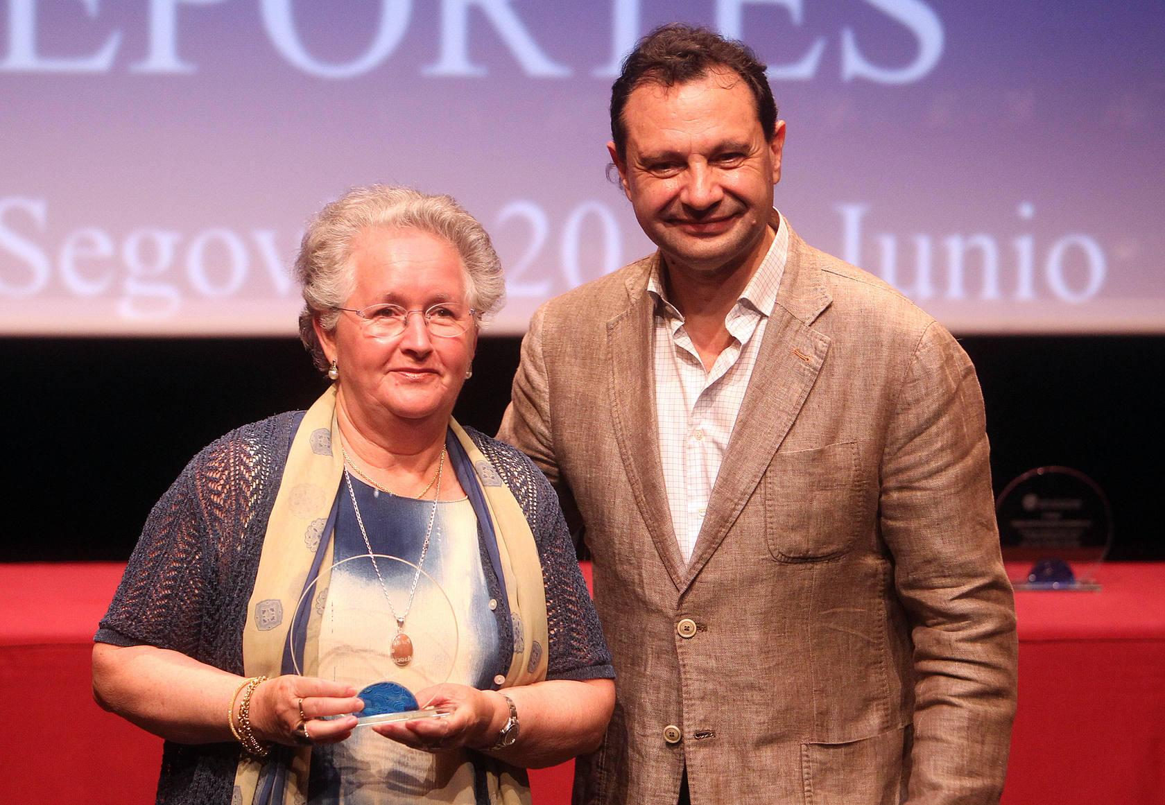 Premios IMD 2012 al deporte segoviano