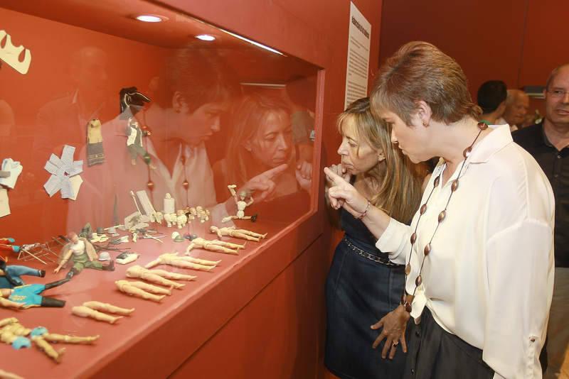 Exposición de Madelman en Palencia