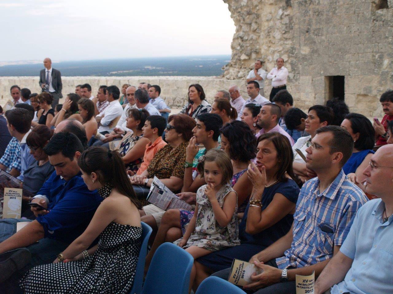XV gala regional del baloncesto de Castilla y León