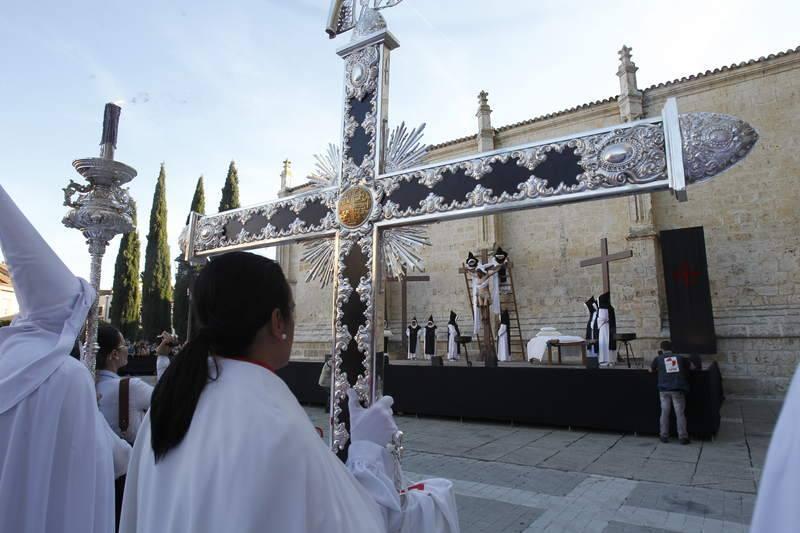 El Descendimiento de Jesús en Palencia