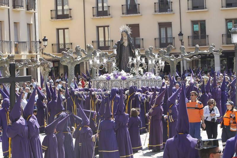 Procesión de los Pasos en Palencia