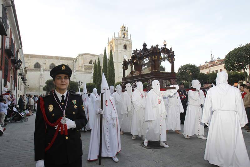 Procesión del Santo Entierro en Palencia