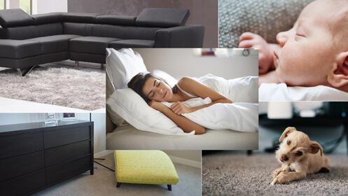 Oferta para limpiar alfombras, mantas y edredones ¡a domicilio!