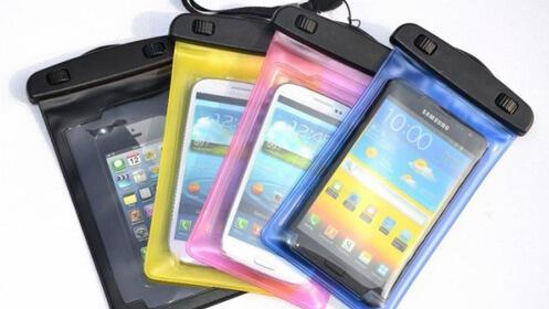 Funda sumergible acuática para móvil