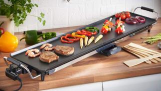 Plancha grill Royalty Line 1800W