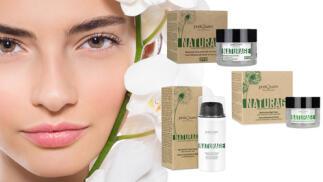 Protección facial con la gama Naturage: crema o sérum