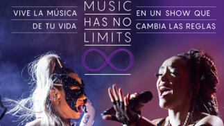 Music Has No Limits, vive la música en San Antolín