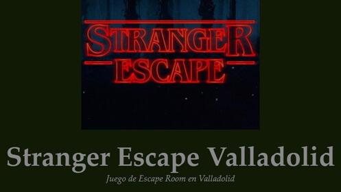 Stranger Escape, nuevo juego de Escape Room en Valladolid