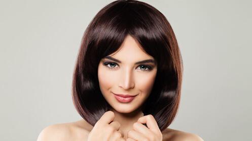 Peluquería con tinte para renovar tu cabello al mejor precio