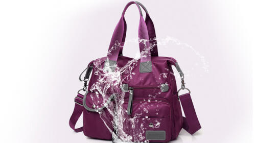 Bolso impermeable
