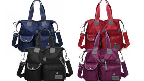 Bolso impermeable Oxford