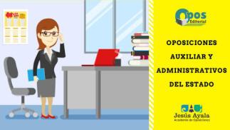 Curso online para oposiciones de Auxiliar y Administrativos del Estado