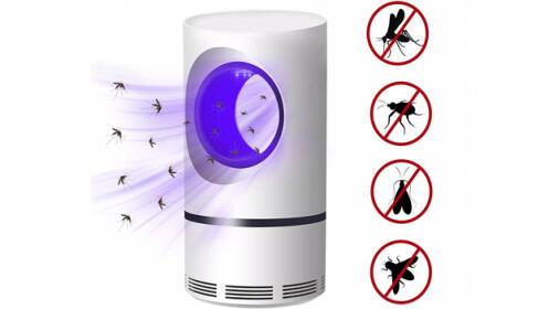 Lámpara Eléctrica USB mata mosquitos