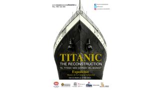 Entradas para Titanic The Reconstruction en Valladolid