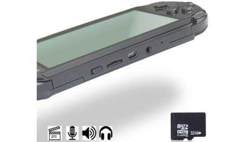 """Consola Portátil de 5"""""""