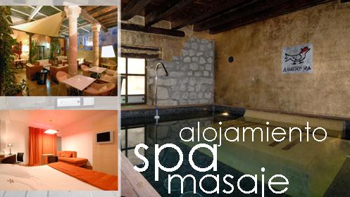 Viaje de lujo con opción de spa, alojamiento y masaje para dos