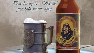 Cata de cerveza para dos en el Secreto del Abad
