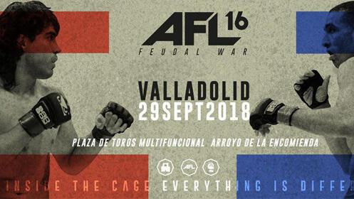 Entrada para el espectáculo AFL-16 Feudal War