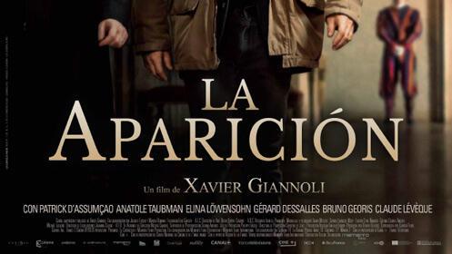 Cine de preestreno en exclusiva 'La Aparición' Cines Casablanca
