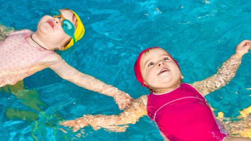 Aquababy, 1 mes de clases para aprender a nadar