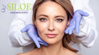 Sesión facial con toxina botulínica + revisión en Siloé