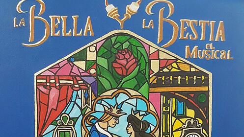 Musical 'La Bella y la Bestia' Teatro Ortega-San Antolín