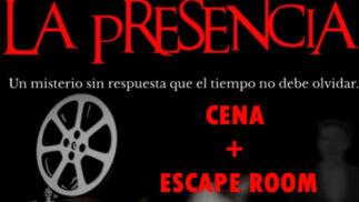 ¡AMPLIACIÓN! Cena para dos con Escape Room en el Casino Roxy
