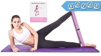 Pack de 3 cintas elásticas para hacer ejercicio
