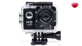 Sport Cam, cámara deportiva 1080P Full HD