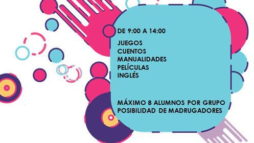 Campamento de verano, 1 semana bilingüe para niños