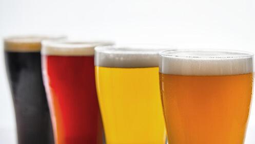 Visita una fábrica de cerveza con cata para dos personas