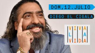 Pack de 2 entradas concierto Diego El Cigala