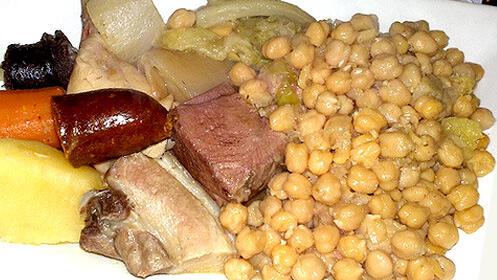 Degusta un espectacular cocido para dos personas