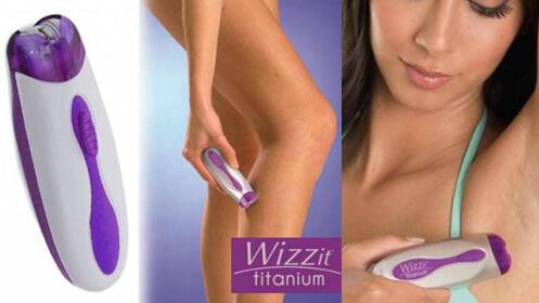Depiladora Wizz It Titanium