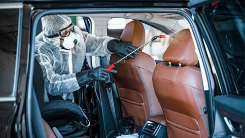 Lavado de coche premium a mano y con ozono
